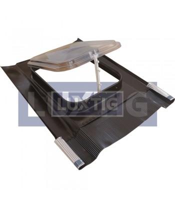 Lucernari 45x60 standard medio alto isolamento luxtig for Lucernario prezzo